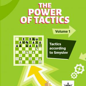 IM Tadej Sakelsek & GM Adrian Mikhalchishin - The Power of Tactics - Volume 1