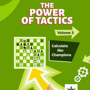 IM Tadej Sakelsek & GM Adrian Mikhalchishin - The Power of Tactics - Volume 3